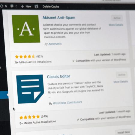 WordPress en el Sector Gráfico
