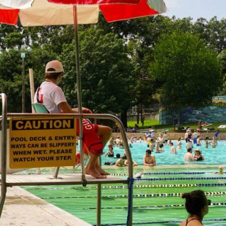 Socorrismo en instalaciones acuáticas