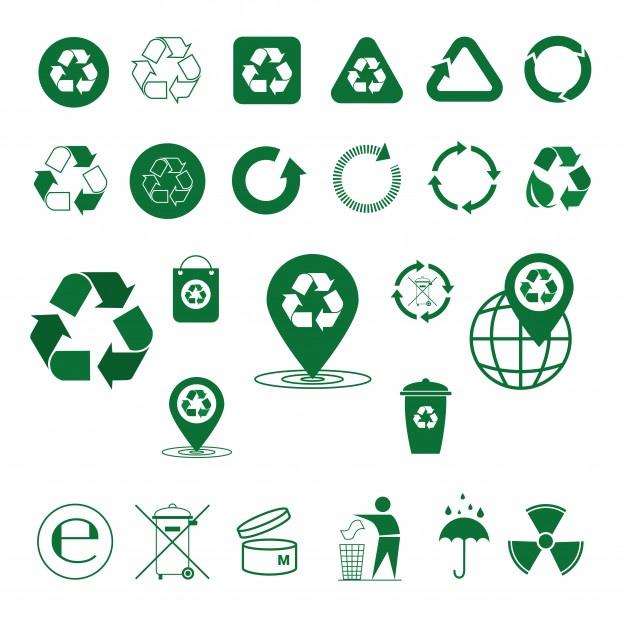 conjunto-iconos-flechas-verdes-reciclaje-simbolos-reciclaje-conjunto-iconos-web_48369-14315